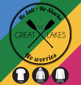 Great Lakes - No Salt • No Sharks • No Worries