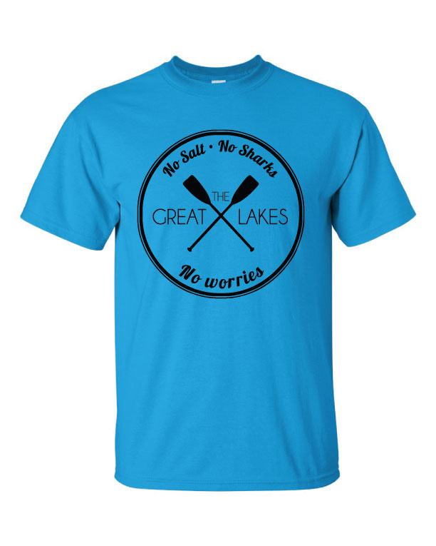 Great Lakes - No Salt • No Sharks • No Worries