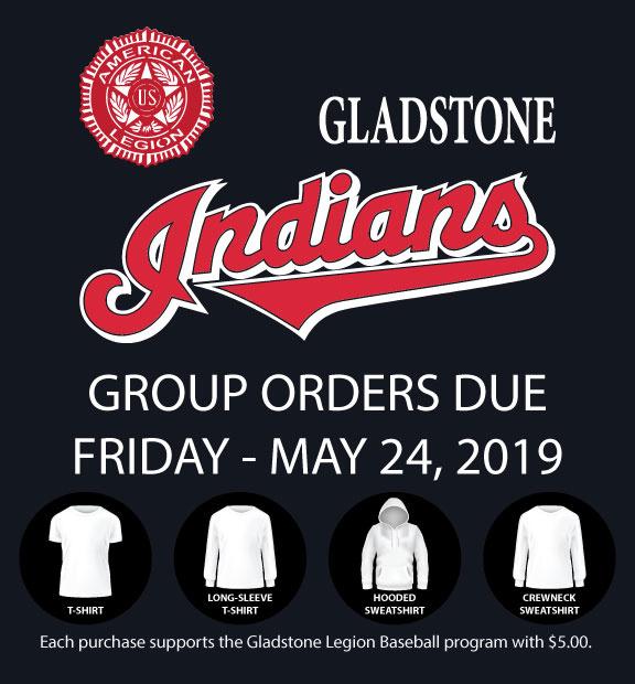 Gladstone Legion Baseball