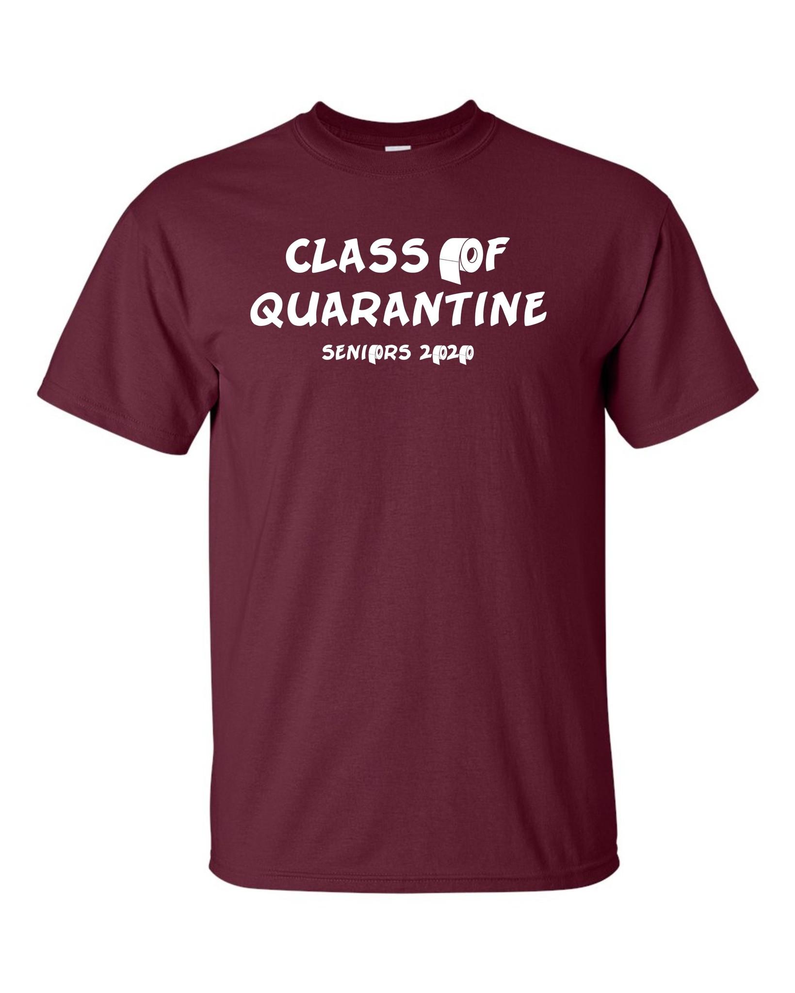 Senior Class Quarantine - Graduation