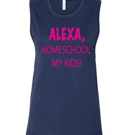 Alexa, Homeschool!