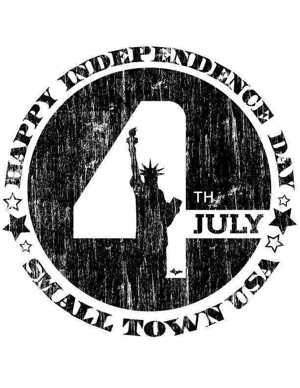 4th of July Circle