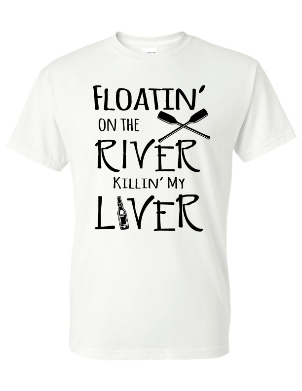 Floatin on a River