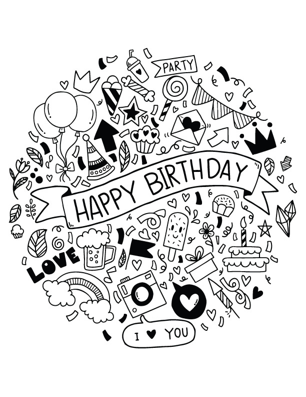 Circle Celebration Birthday!