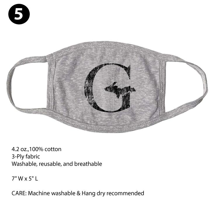 Gladstone Mask
