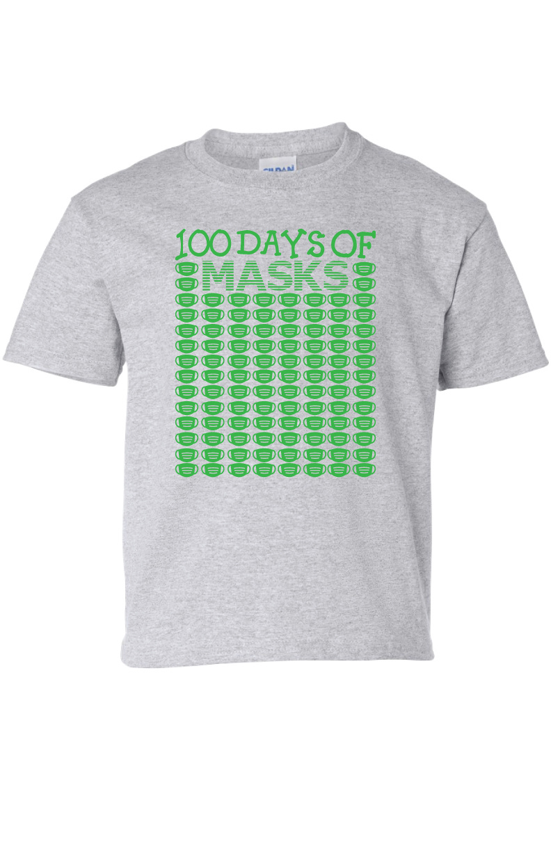 100 Days of Mask Wearing
