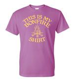 My Bonfire Shirt