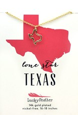 Lone Star Texas Necklace