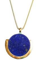 Elisha Marie Lapis Lazuli Necklace