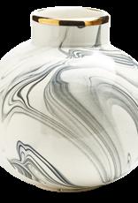 Eliana Bernard Large Vase With Gold