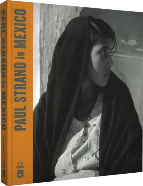 Artbook Paul Strand in Mexico