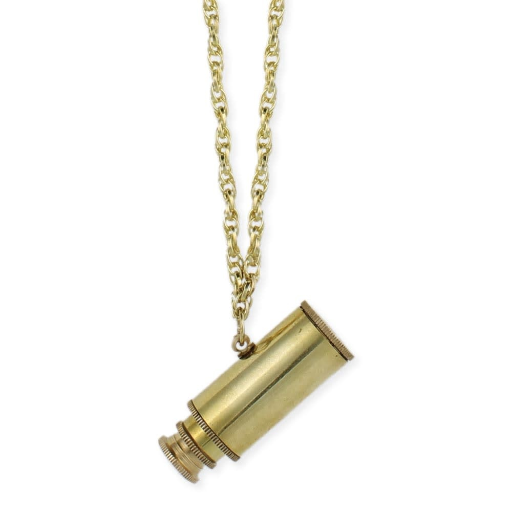 Zad Telescope Necklace