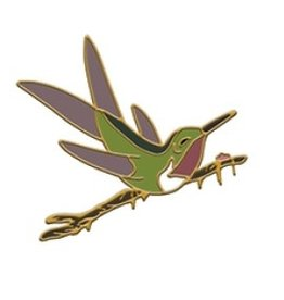 Hogeye Inc. Hummingbird Pin
