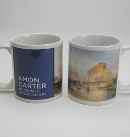 Cliffs of Green River Art Mug