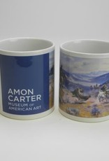 Loops and Swift Horses are Surer than Lead Art Mug