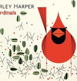 Charley Harper Cardinals Boxed Notecards