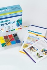 Watercolor: Visual Deck Set