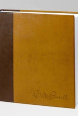 Charles M. Russell Watercolors, 1887–1926 Collector's Edition Leather