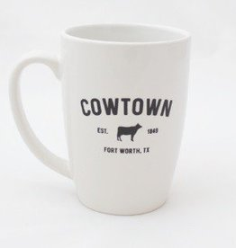 Cowtown Fort Worth Locals Mug