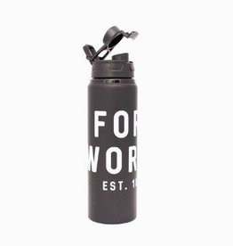 Fort Worth Locals Aluminum Sports Bottle