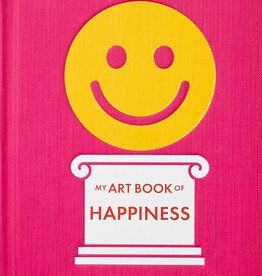 My Art Book of Happiness: Words and illustrations