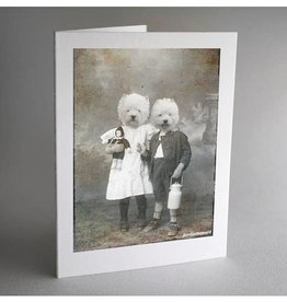 Antique Pet Photos Antique Photos Set of 6 Westie Dog Note Cards