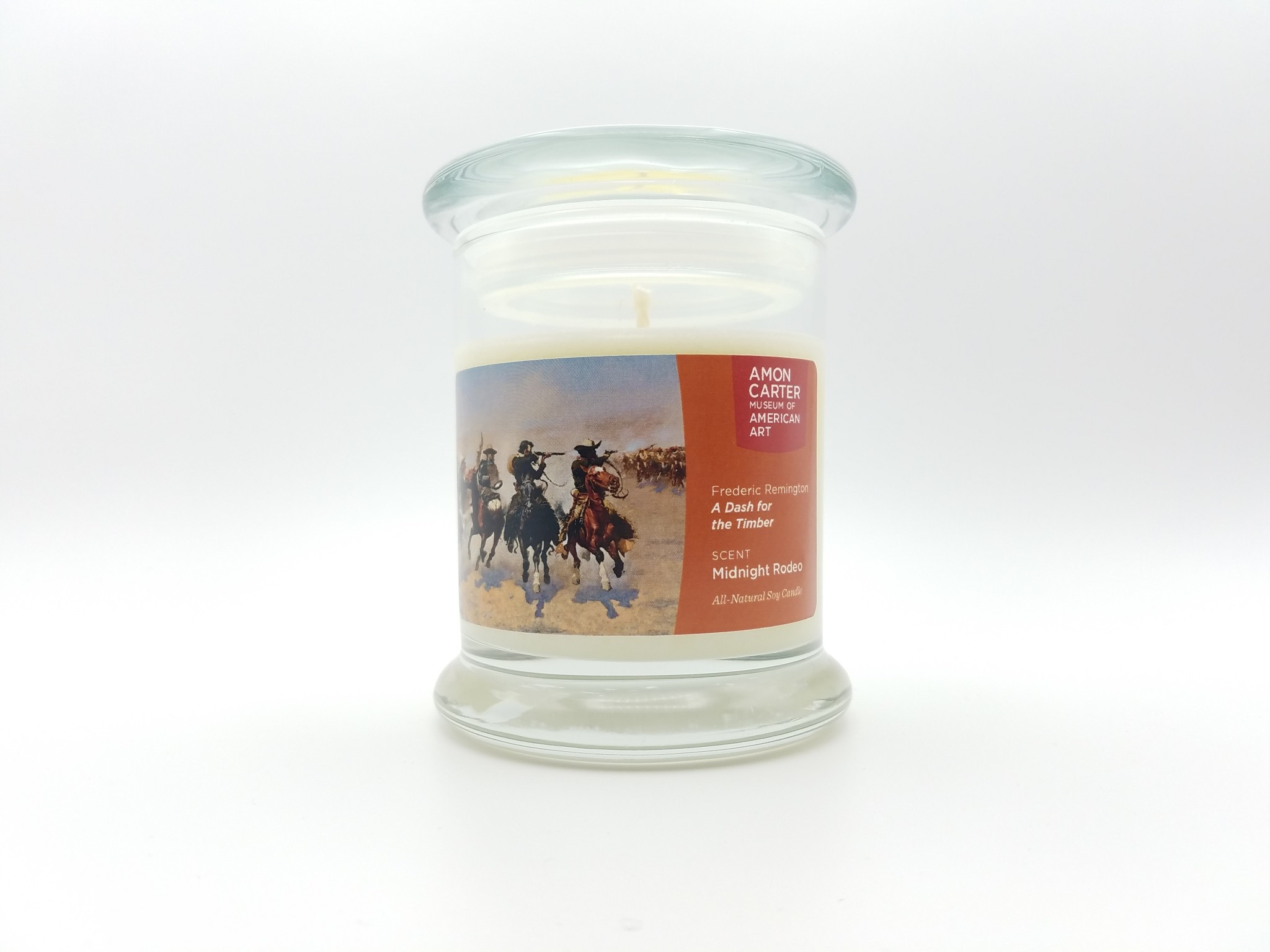 New Braunfels Candle Company A Dash for the Timber Candle