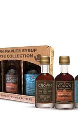 Crown Maple Crown Maple Estate Premium  Syrup Trio Collection