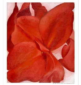 Amon Carter Poster Prints Red Cannas