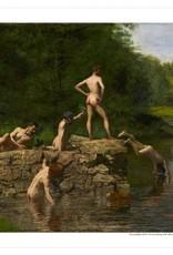 Amon Carter Poster Prints Swimming