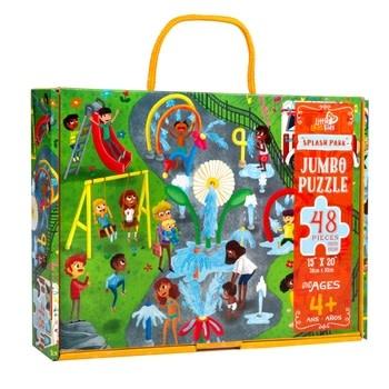 Little Likes Kids Splash Park Jumbo Puzzle 48 Pieces
