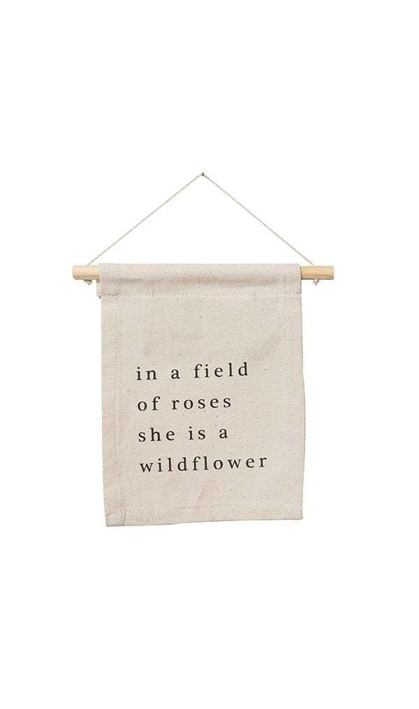 Imani Collective Wildflower Sign