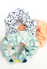 Vickery Trading Company Scrunchie 3-Pack