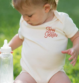 River Road Clothing Company Tiny Texan Onesie 3/6 Month