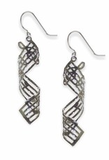 Beethoven's Fifth Musical Note Earrings