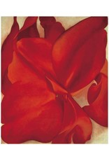 Georgia O'Keeffe Red Flower Boxed Notecard