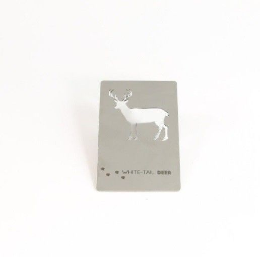 Zootility Tools White Tail Deer Bottle Opener