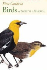Houghton Mifflin Harcourt Peterson First Guide to Birds of North America