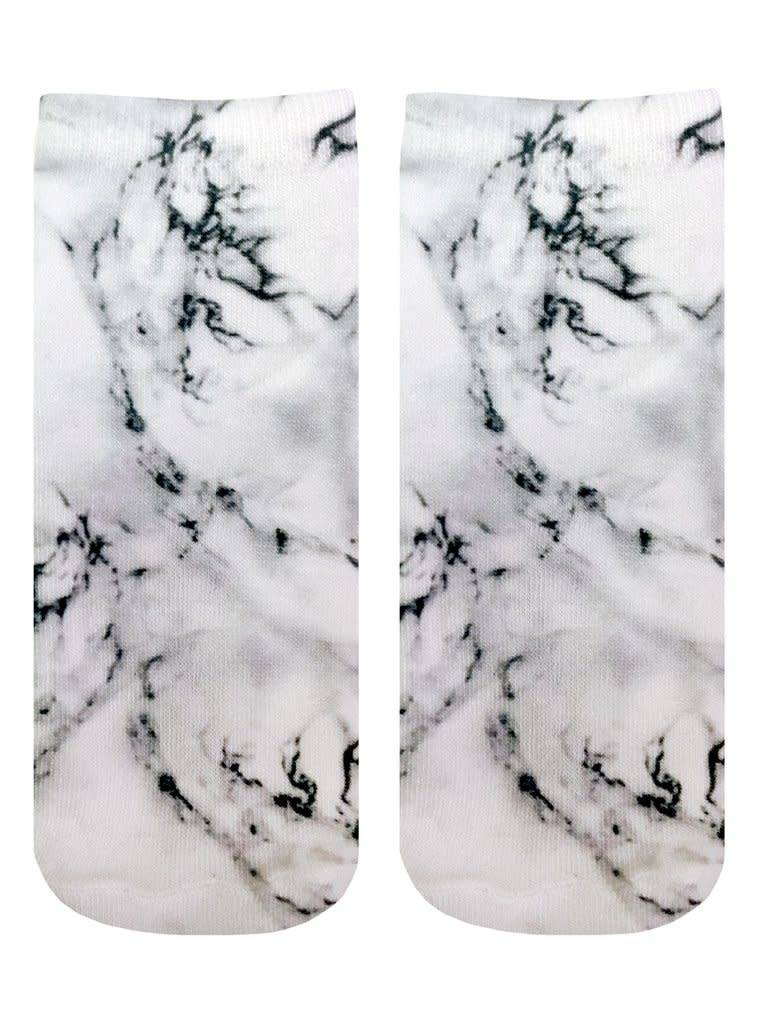 Ankle Socks Marble