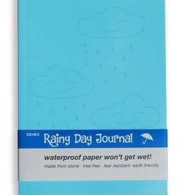 Journal Rainy Day Waterproof
