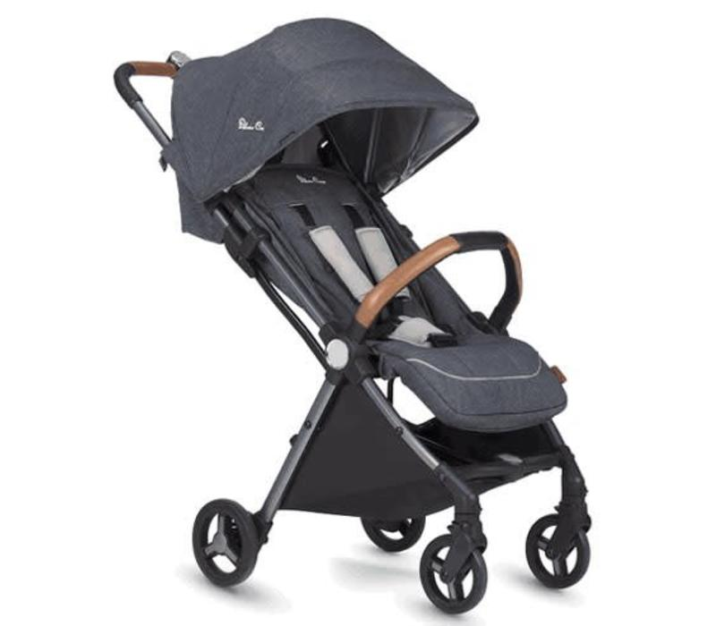 Silver Cross Jet Light Weight Stroller In Special Edition In Orkney (Blue)