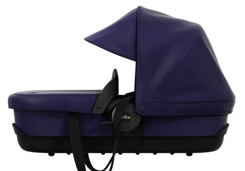 Mima Kids Mima Zigi Carrycot In Midnight Blue