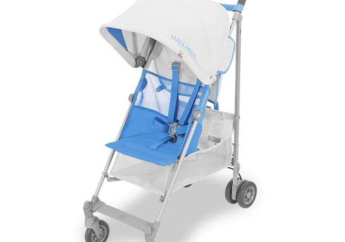 Maclaren Maclaren Volo Stroller In Silver-Marina