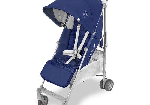 Maclaren Maclaren Quest Stroller In Medieval Blue/Silver