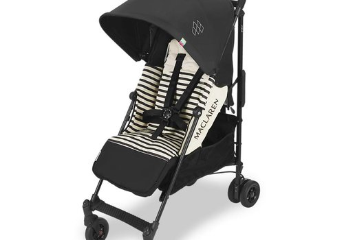 Maclaren Maclaren Quest Stroller In Railroad Stripe