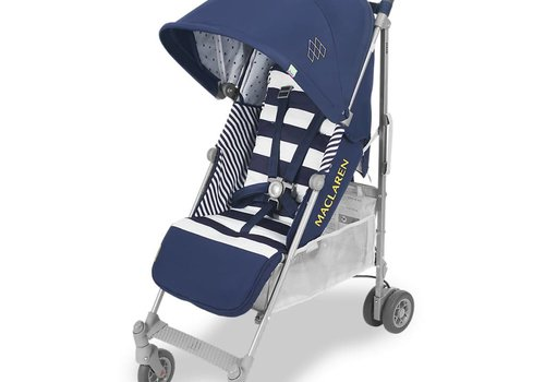 Maclaren Maclaren Quest Stroller In Regency Stripe