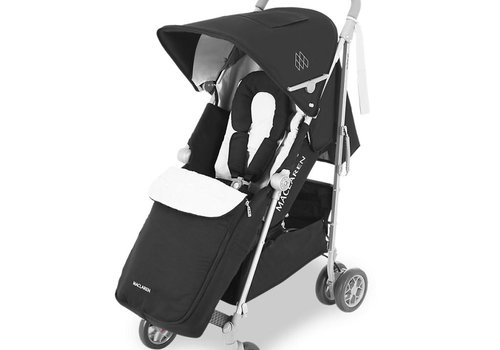 Maclaren Maclaren Techno XLR Stroller In Black- Silver