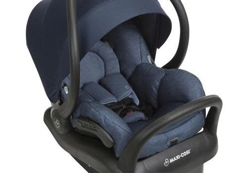 Maxi Cosi 2018 Maxi Cosi Mico MAX 30 Infant Car Seat With Base In Nomad Blue