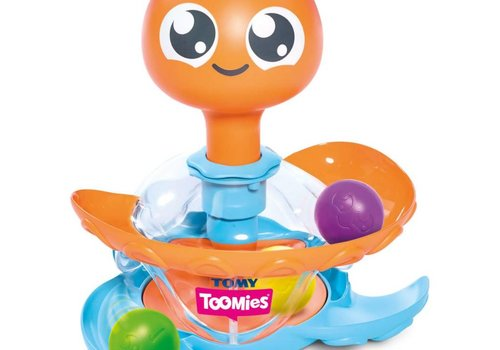Tomy Tomy Toomies Octopus Ball Toy
