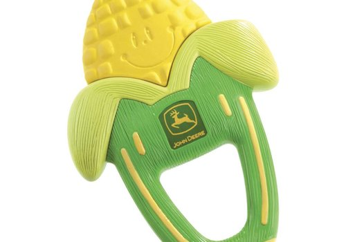 Tomy Tomy John Deere Massaging Corn Teether